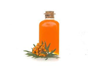 Organic Sea Buckthorn Fruit Oil
