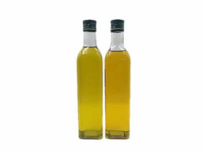 organic hemp seed oil
